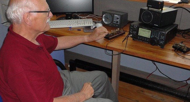 Poldhu Amateur Radio Club, photo: SA Mathieson