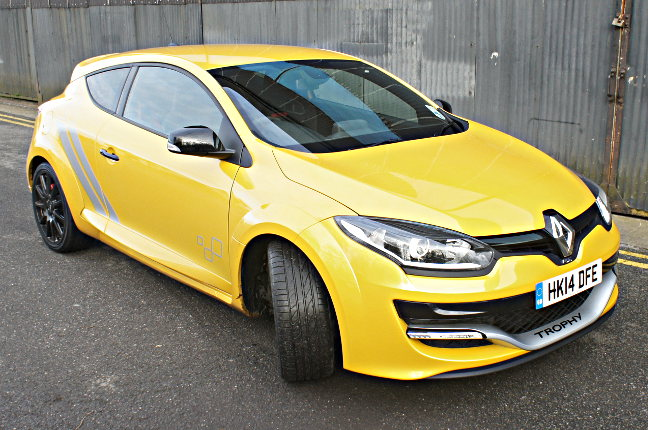 Mégane Renaultsport 275 Trophy: Hands On Gizmo Packed Motoring U2022 The  Register