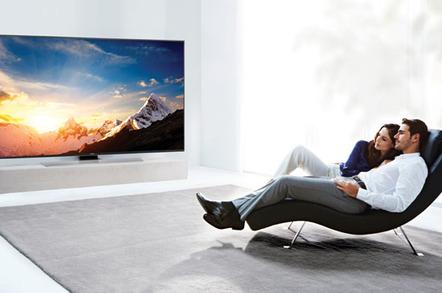 Samsung UHD SmartTV