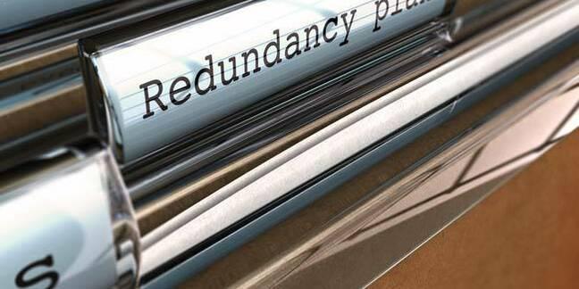 "Files in manager's desk drawers: manila folder marked ""Redundancies"". Image via shutterstock"