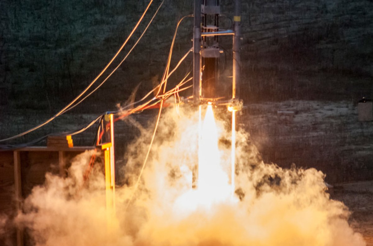Laughing Gas And Rubber A Recipe For Suborbital Flight