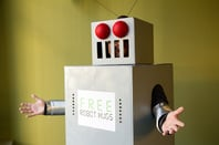 Free Robot Hugs by Ben Husmann https://www.flickr.com/photos/benhusmann/sets/72157594246596196
