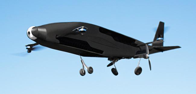 The SkyProwler Hornet