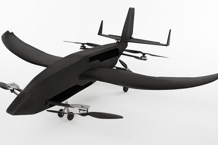 SkyProwler drone