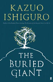 Kazuo Ishiguro, The Buried Giant book cover