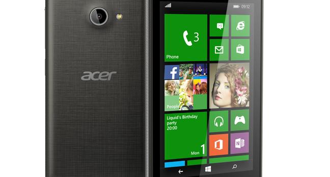Acer M220 Windows Phone