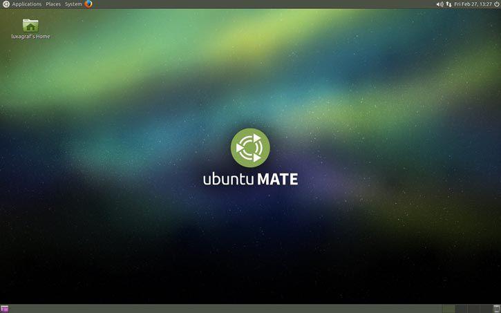 Ubuntu 15.04 Mate