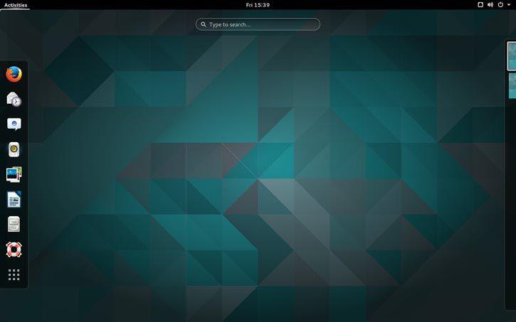 Ubuntu 15.04 Ubuntu Gnome