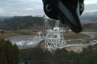 DSS 35 deep space telescope