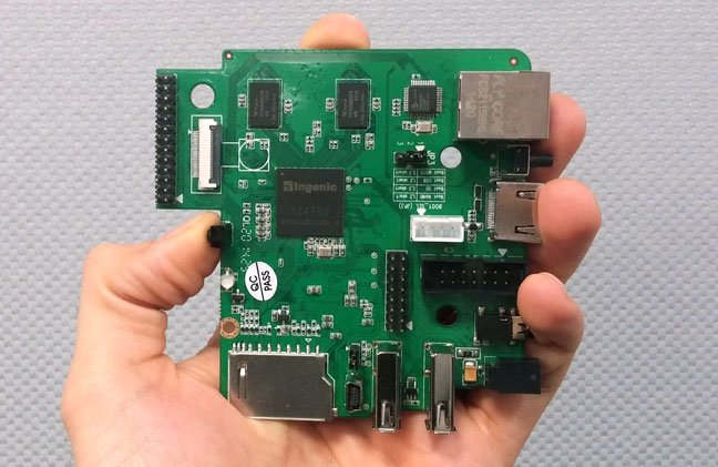 MIPS Creator CI20 development board