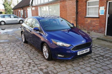 Ford Focus 1.5TDCi