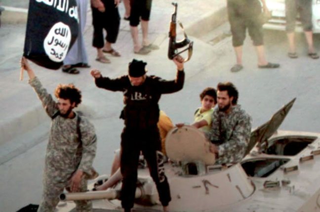 The Rise of Islamic State: ISIS and the Distinct Sunni Revolution