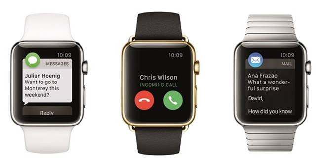 Apple Watch lineup