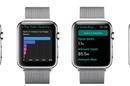 Salesforce's Analytics Cloud on Apple Watch