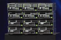 HP Cloudline 7100 server