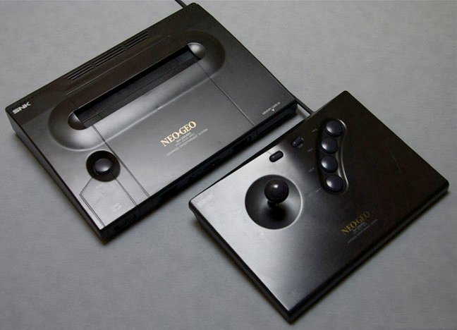 Neo Geo AES console