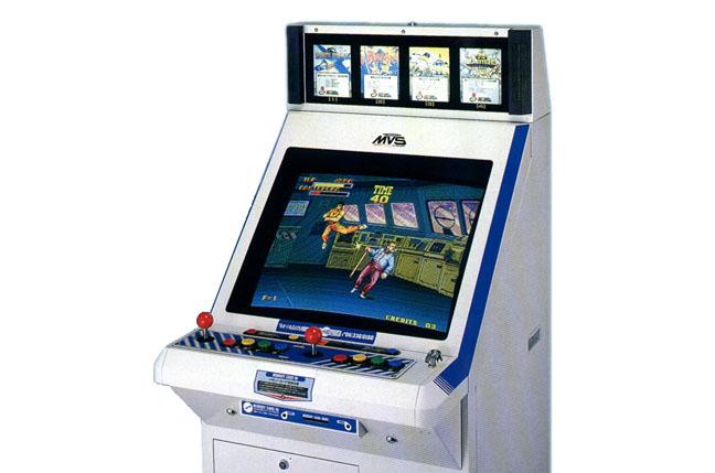 25 years of SNK's Neo Geo video gaming platform • The Register