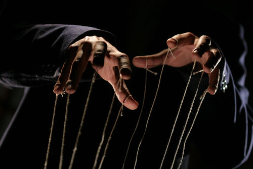 Pulling Strings With Puppet Pdf