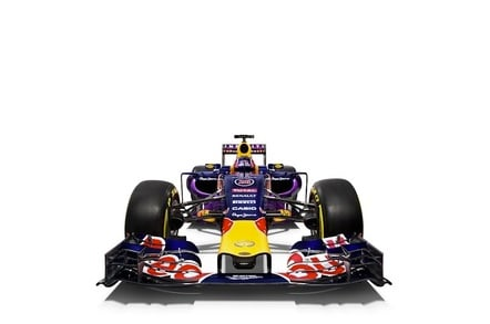Infiniti Red Bull Racing Team Melbourne F1 Grand Prix 2015