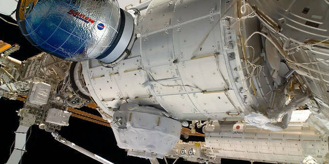Bigelow module on the ISS