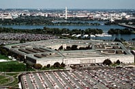 US Pentagon. Pic: DoD photo by MSgt Ken Hammond, USAF