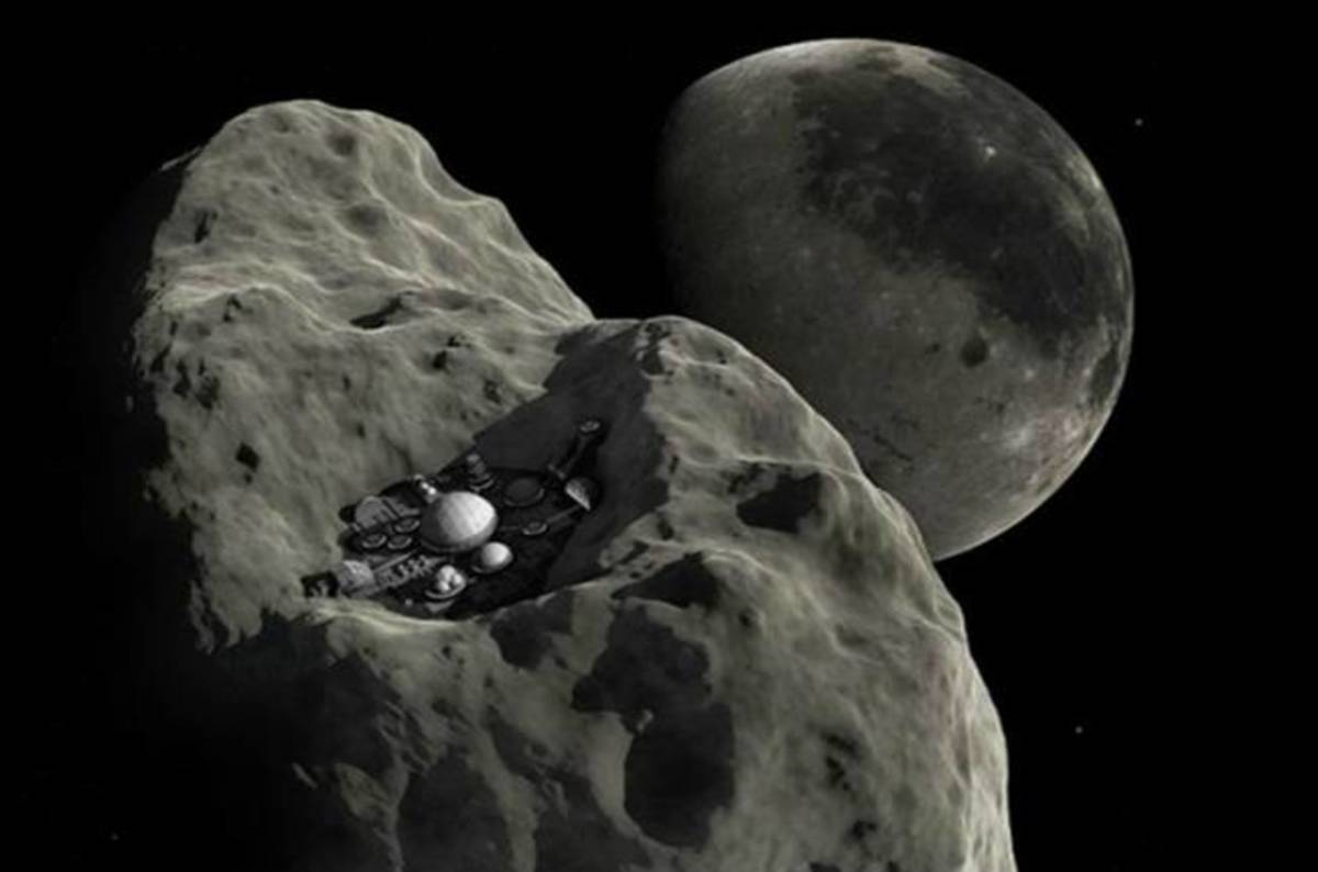 US Congress grants leftpondians the right to own asteroid ...