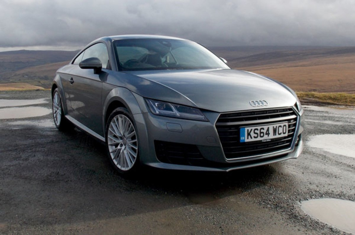 Audi Tt It S Not A Hairdresser Mobile The Dash Is Too