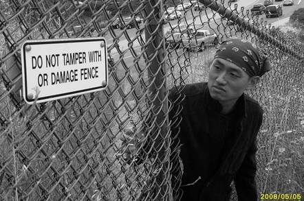 Chinese fence