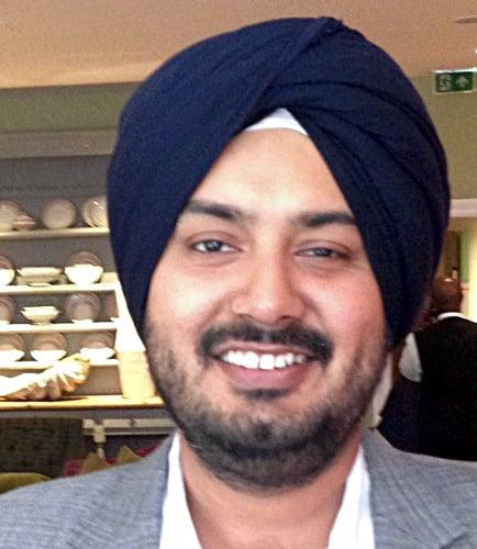 Druva CEO Jaspreet Singh