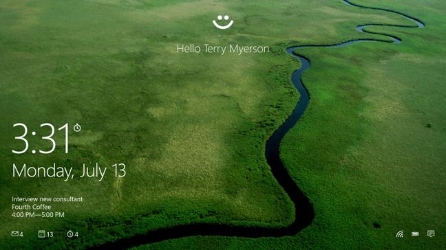 Hello there Windows 10