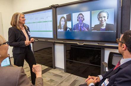 Microsoft's telepresence teaser