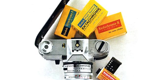 Kodak film selection