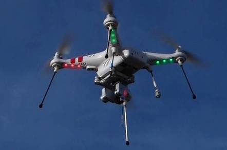 DJI: Register your drones or no more cool flying vids for