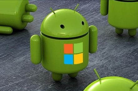 Microsoft on Android