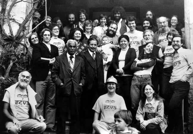 Gathering of the Seva Foundation in 1979