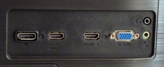 AOC I2369VM monitor