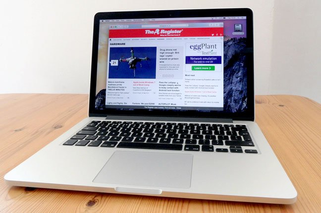 Apple MacBook Pro 13-in WRD early 2015
