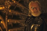 Anthony Hopkins as Odin in Marvel's Thor