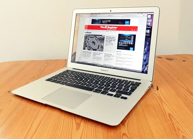 Apple's 13-incher will STILL cost you a bomb: MacBook Air