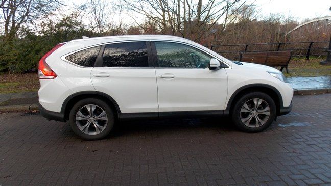 Honda cr v suv lite that s also light on the pocket the for Is a honda crv a suv