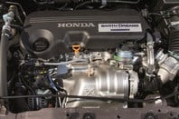 honda crv engine