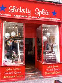 Lickety Splits, Edinburgh