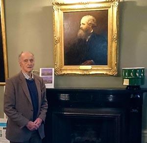 Professor David Richie, photo: Bill Ray