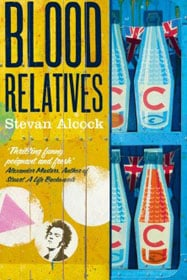 Stevan Alcock, Blood Relatives book cover