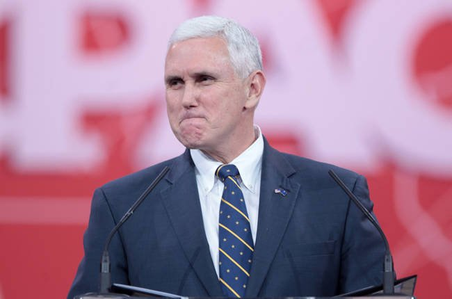 Pence berates China for trade, military tactics, election sabotage