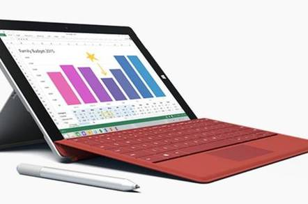 The new Surface 3
