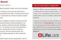 Bradley University offer to hackers