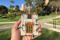 The UCLA supercapacitor demo