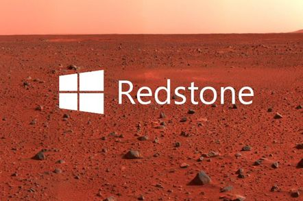 "Windows ""Redstone"""