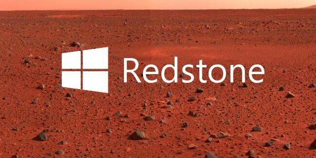 "Windows ""Redstone"""